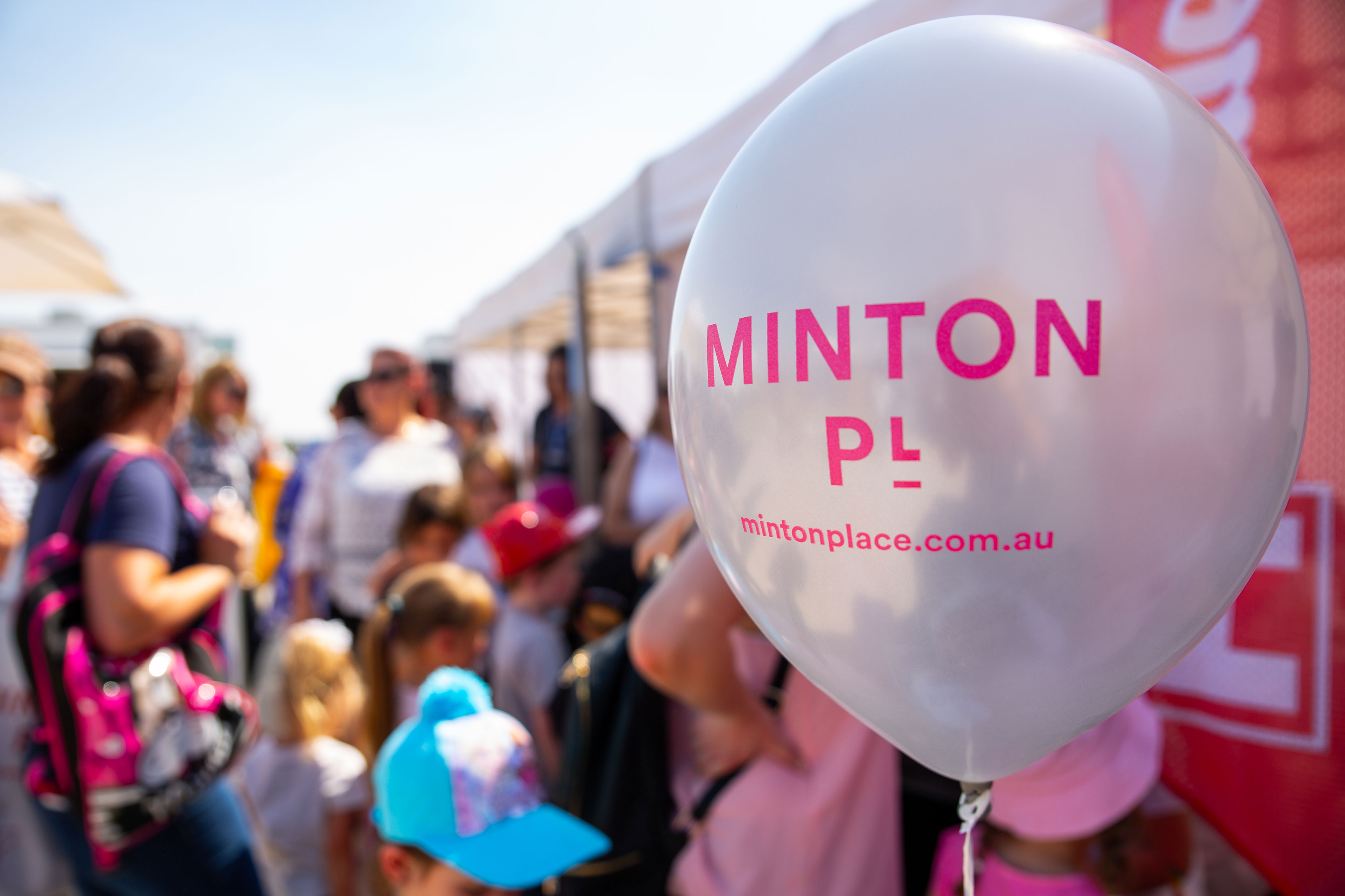 Minton Place Community Day